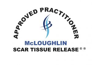 Approved Practitioner McLoughlin Scar Tissue Release logo