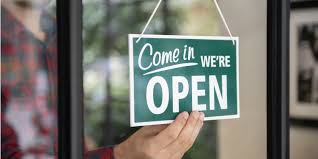 We are open for Osteo & Remote Talking Therapy